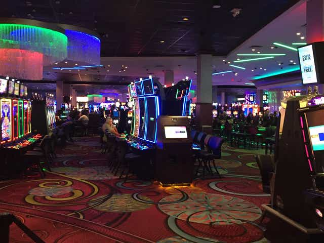Casino Will Get A Redesign