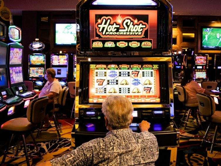 The Dirty Truth On Gambling